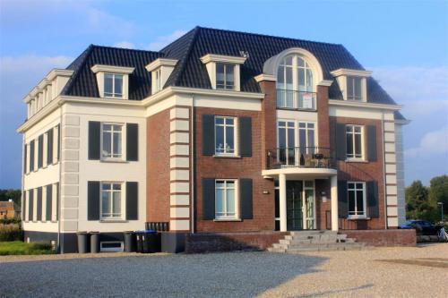 Appartementen Buitenplaats in Alverna
