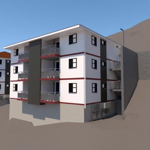 Appartementen Saba