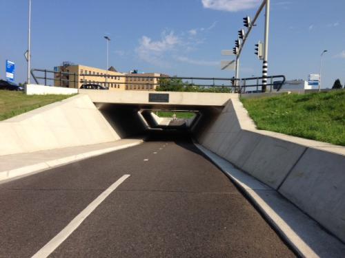 Fietstunnel Doetinchem