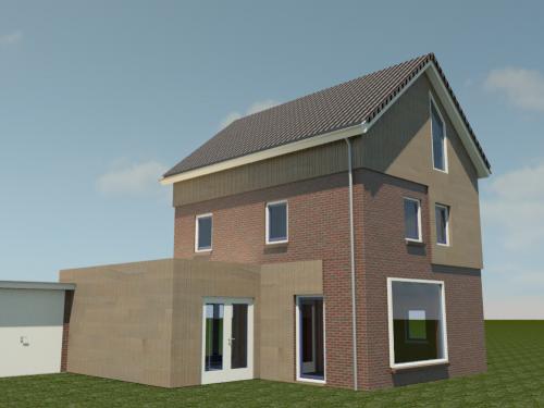 Verbouw woning Engelsstraat Nijmegen
